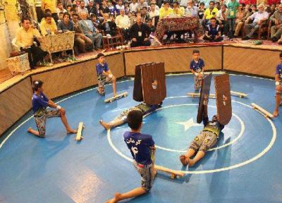 باستانی کاران نونهال قزوینی در رقابتهای قهرمانی کشور درخشیدند