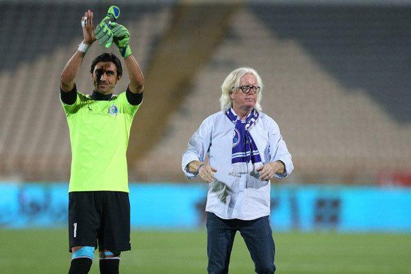 درخواست سیدمهدی رحمتی از هواداران استقلال در بازی برابر السد
